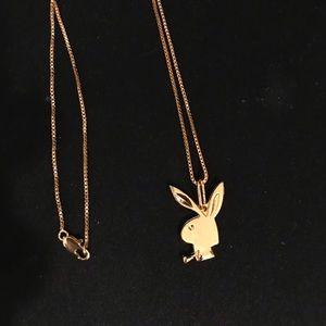 Jewelry - Playboy Supreme 14K Necklace